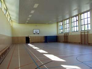 Sporthalle der Grundschule