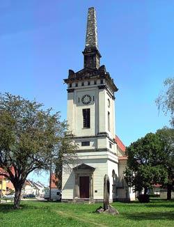 Ev. St.-Bartholomäi-Kirche in Dessau-Waldersee